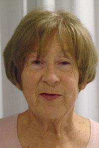 Angela Kerigan - PCC Secretary