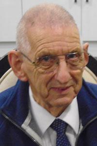 Cyril Ford - PCC member