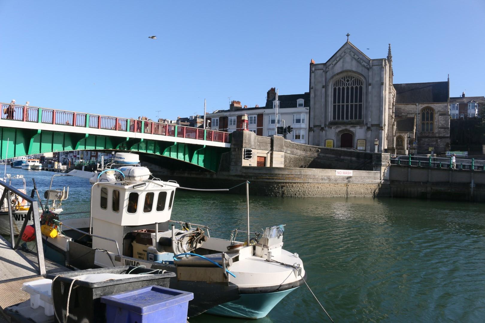 Holy Trinity Weymouth with St Nicholas