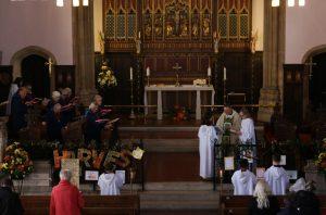 Sunday Service at Holy Trinity