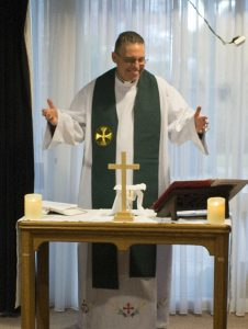 Revd Canon Andrew Gough (Vicar)
