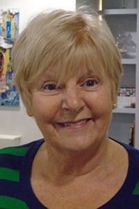 Jane Hall - PCC member