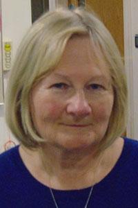 Jenny Keates - <br />PCC member