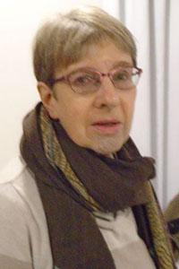 Liz Williams - PCC member