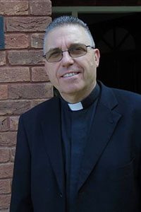 Reverend Canon Andrew Gough - PCC Chair