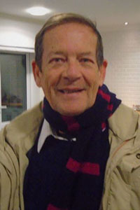 Richard Parkinson - Treasurer