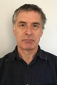 Steven Booth - Churchwarden